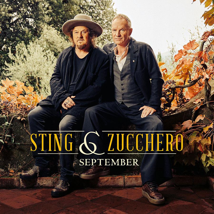 September - Sting & Zucchero (Cover)