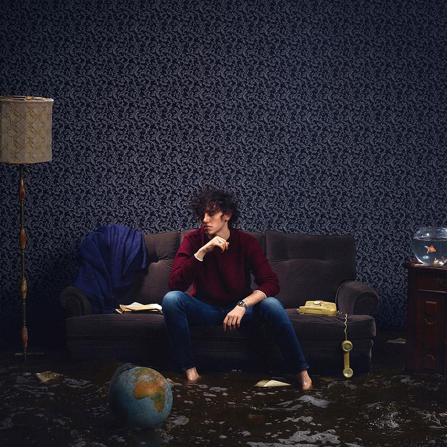 La Geografia Del Buio - Michele Bravi (Cover)