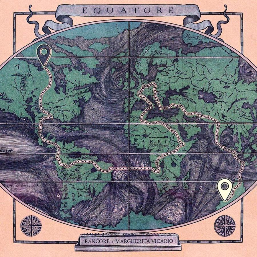 Equatore - Rancore e Margherita Vicario (Cover)
