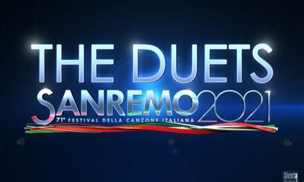 Sanremo 2021: tutti i duetti del Festival