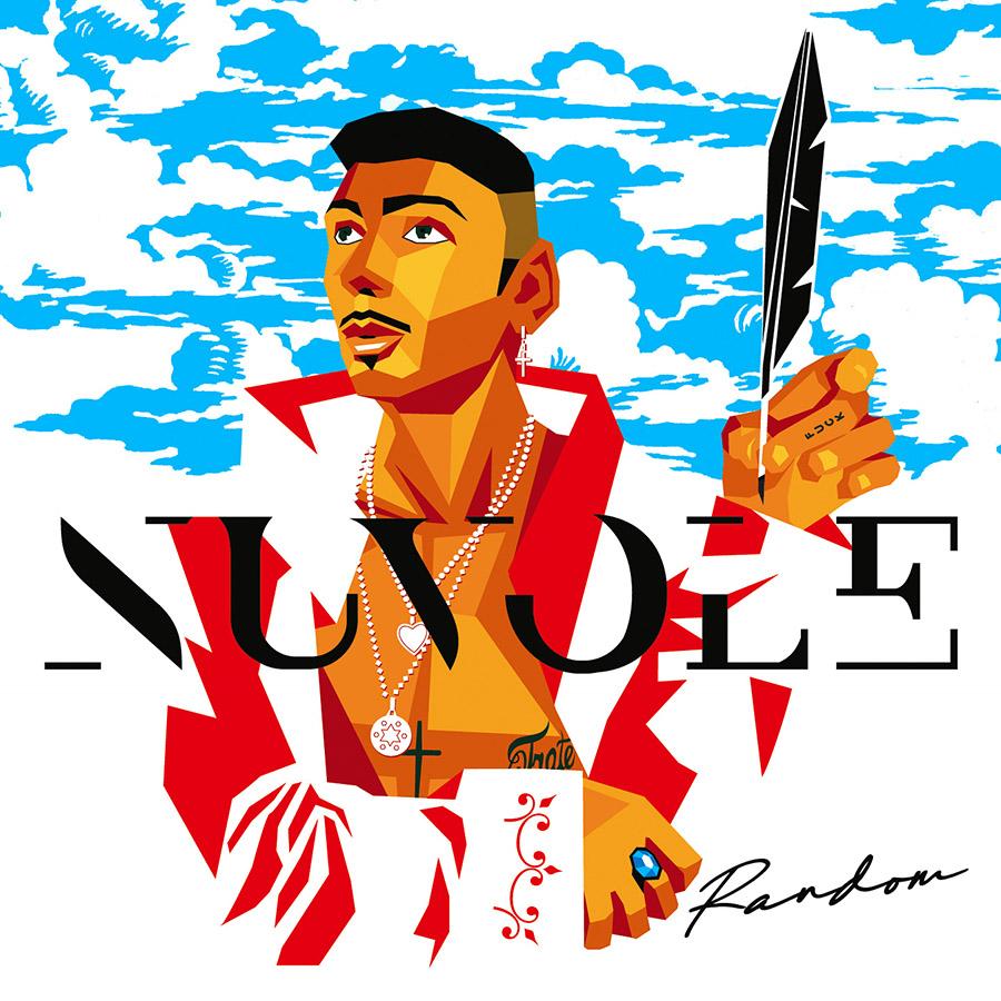 Nuvole - Random (Cover)