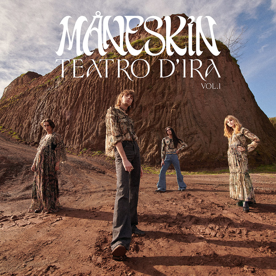 Teatro D'Ira Vol. 1 - Måneskin (Cover)