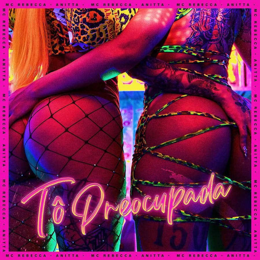 Tô Preocupada (Calma Amiga) - MC Rebecca, Anitta (Cover)