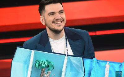 Sanremo 2021: Gaudiano è il vincitore delle Nuove Proposte