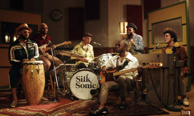 "I Silk Sonic fuori con ""Leave The Door Open"""