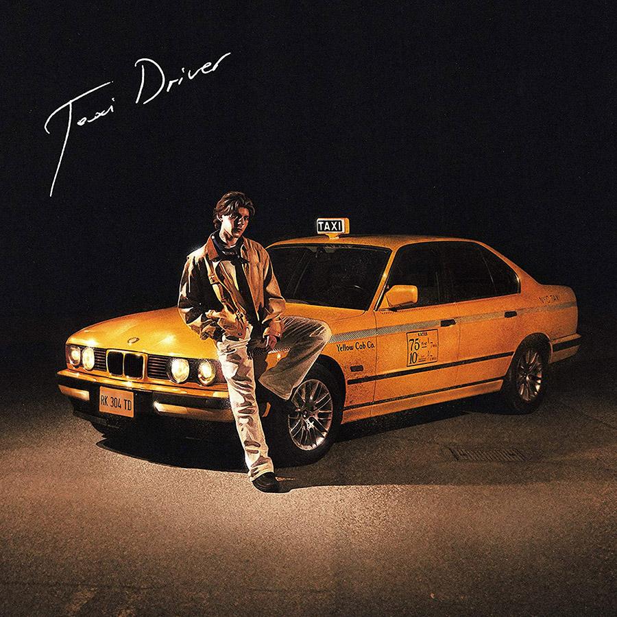 Taxi Driver - Rkomi (Cover)