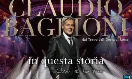 Claudio Baglioni – Evento in streaming 2 giugno 2021