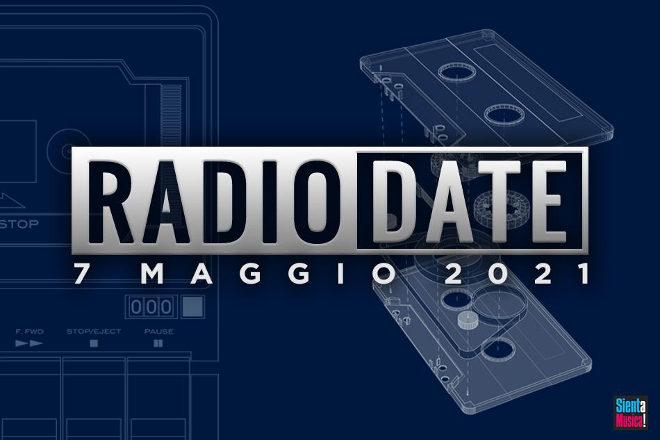 Radio Date: le uscite musicali di venerdì 7 maggio 2021