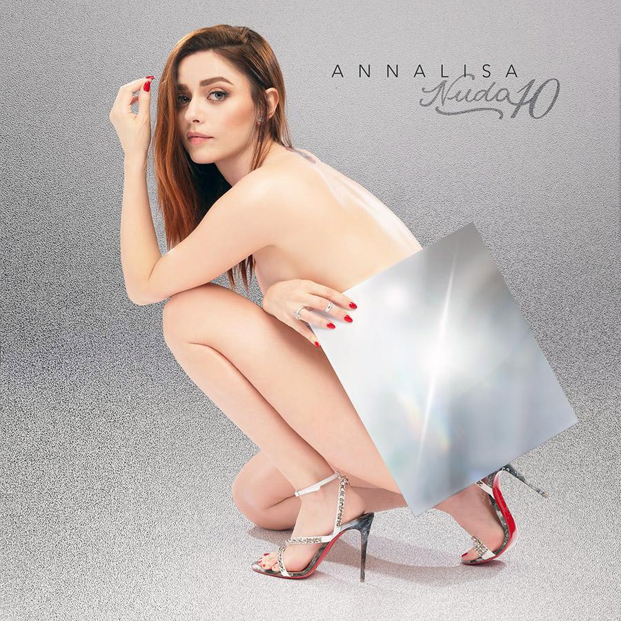 Nuda 10 - Annalisa (Cover)