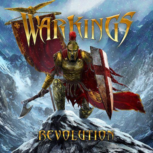 Revolution - Warkings (Cover)