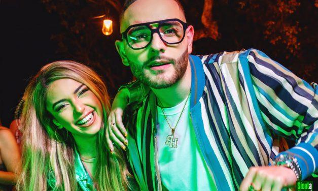"""Rocco Hunt e Ana Mena nel video di """"Un Bacio All'Improvviso"""""""