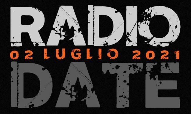 Radio Date: le novità di venerdì 2 luglio 2021