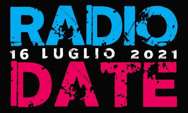 Radio Date: le novità musicali di venerdì 16 luglio 2021