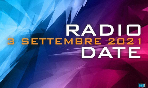 Radio Date: le novità musicali di venerdì 3 settembre 2021