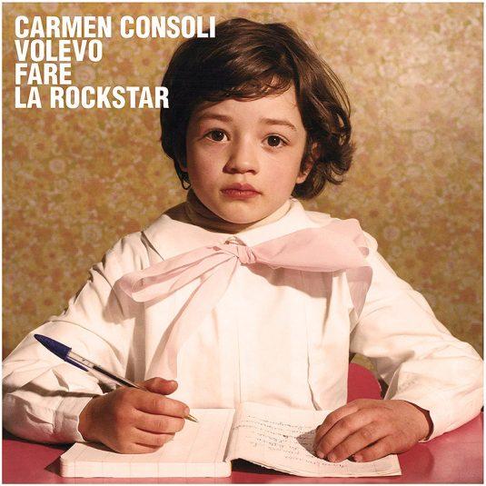 Volevo Fare La Rockstar - Carmen Consoli (Cover)